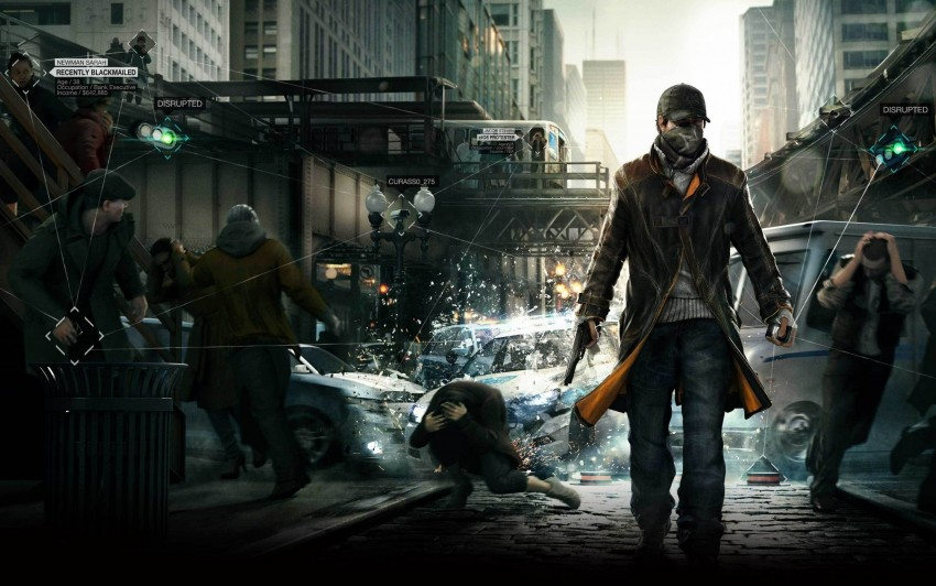 2560x1600 Watch Dogs HD Wallpaper and Background Image