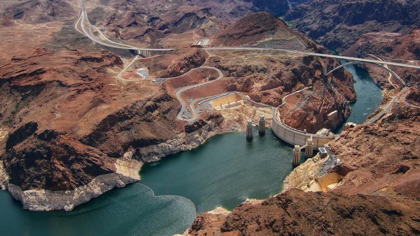 3840x2160 Hoover Dam 4K Ultra HD Desktop Wallpaper, Damp,