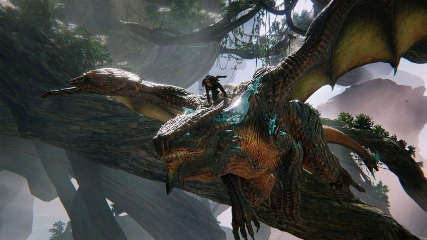 3840x2160 Scalebound Wallpaper in Ultra HD, Dragon, Fantacy, Fantacy World