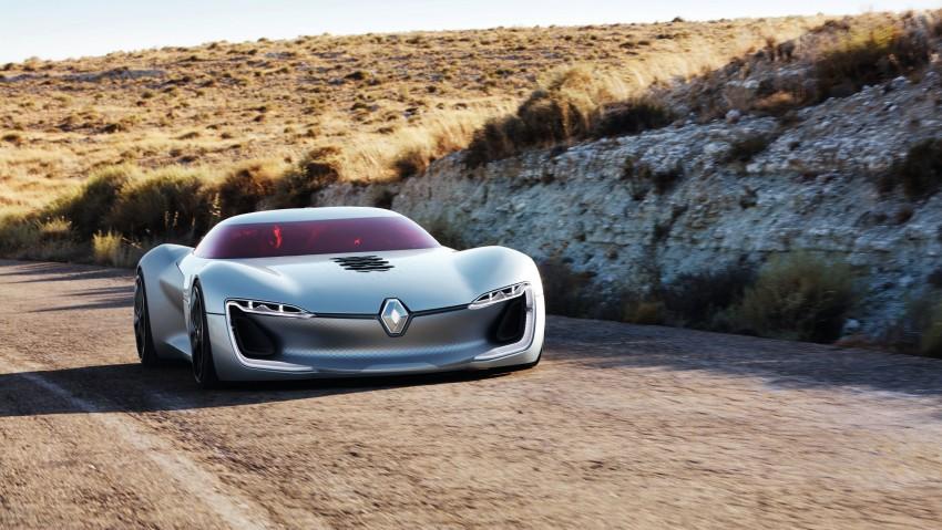 4400x2475 Renault Trezor Concept 4K Wallpaper  HD Car Wallpaper, Super Car, Road