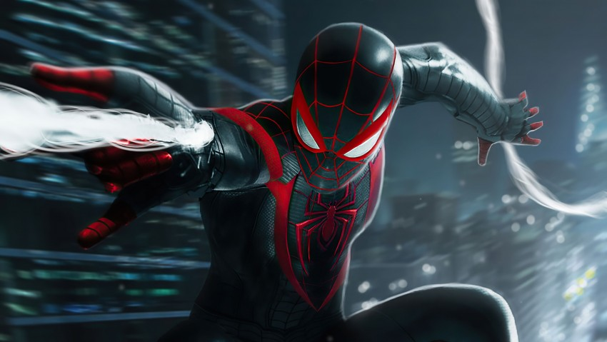 4k Spider Man 2 PS5 2023 HD Wallpaper, PS5 High Resolution Wallpaper
