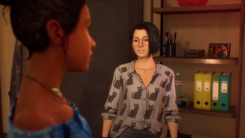 Alex Chen, Charlotte Harmon, Life Is Strange: True Colors wallpaper, Video Game, Game