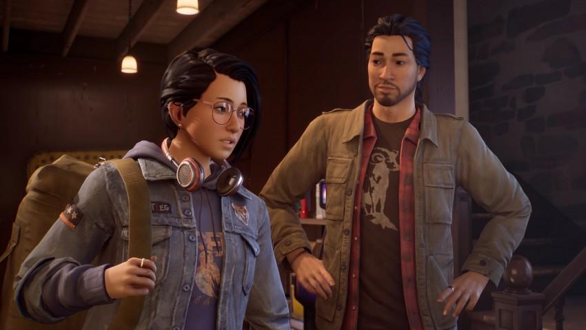 Alex Chen, Gabe Chen, Life Is Strange: True Colors wallpaper, Video Game, Game, HD Wallpaper