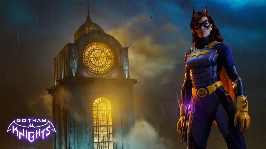 Batgirl, Gotham knights game wallpaper, Gotham City, Dark City, Girls