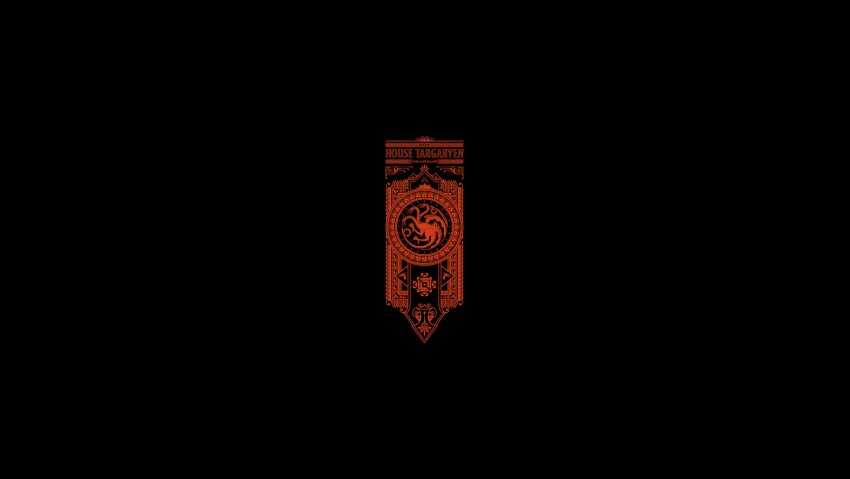 House Of The Dragon Wallpapers, Game of Thrones, TV, House Targaryen,