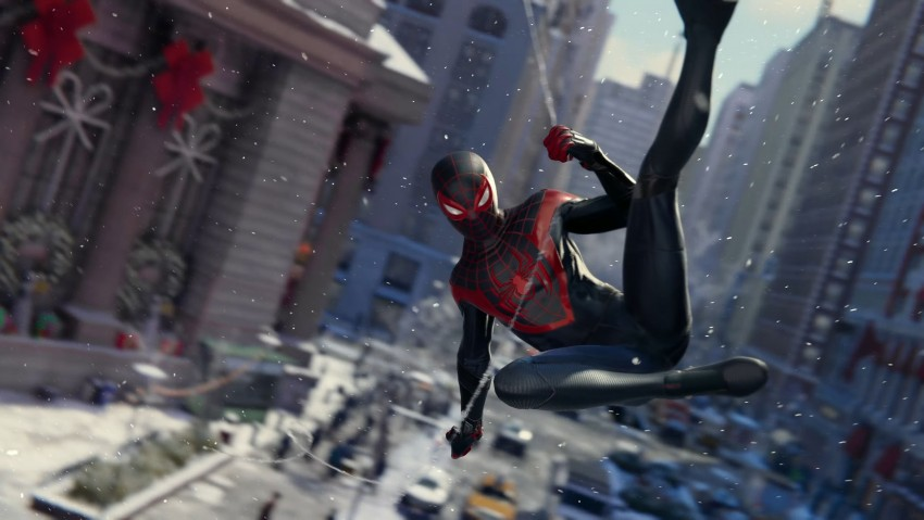 Miles Morales, Spider Man Miles Morales Game, HD Games, 4k Wallpaper, Background