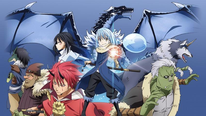 Rimuru Tempest, Veldora Tempest, Shizue Izawa, Ranga, That Time I Got Reincarnated as a Slime