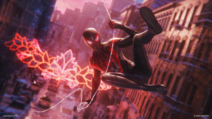 Spider Man 2 Ps5 Wallpaper, Marvel Spider Man wallaper, Video Game, PS5 Wallpaper
