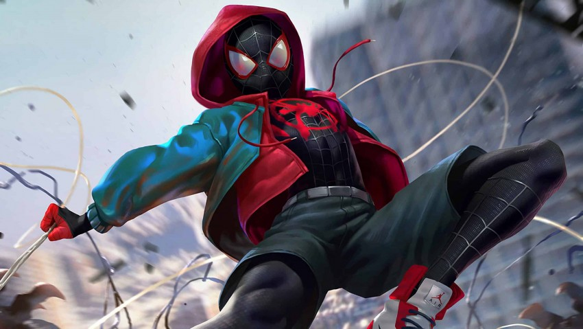 Spider Man Miles Morales PS5 Release Date And More