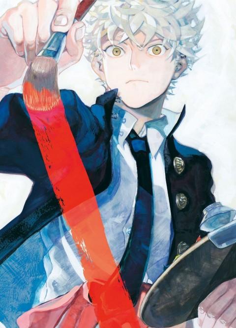 Yatora Yaguchi, Blue period HD Wallpaper, Art, Digital Art