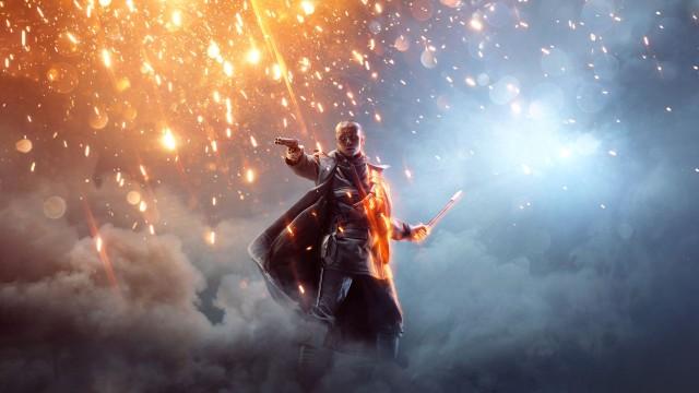 3840x2160 Battlefield 1 Revolution 4K Wallpaper