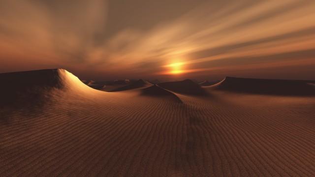 3840x2160 Sahara Desert Sand Wallpaper