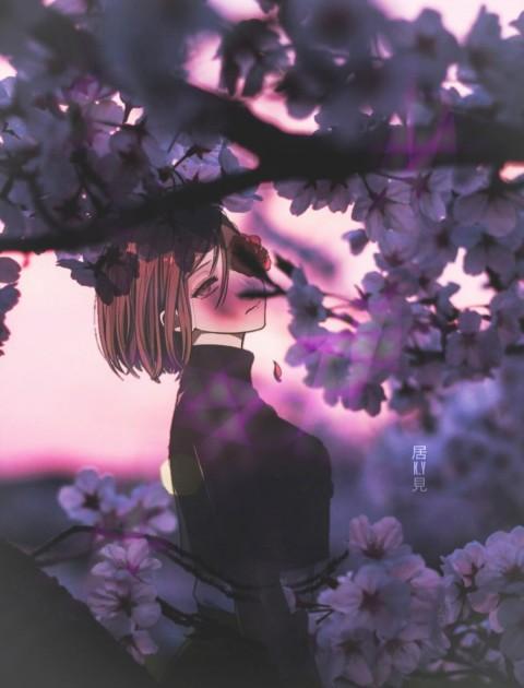 Nobara kugisaki, anime edit, butterfly, epic, jujutsu kaisen, theme, world, HD mobile wallpaper