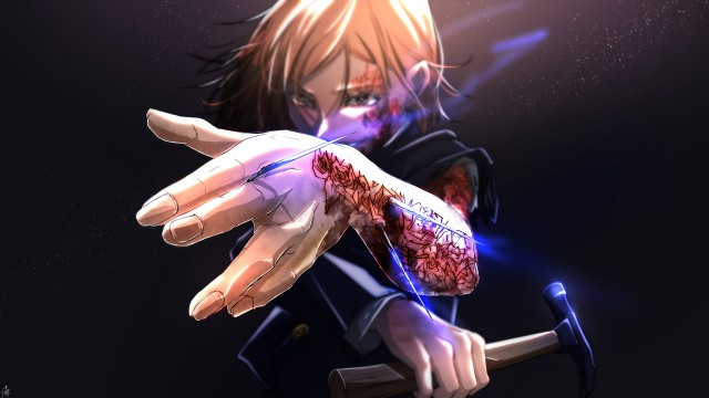 Anime, Jujutsu Kaisen, Nobara Kugisaki, HD Desktop wallpaper