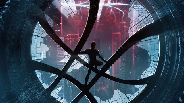 spiderman no way home, poster, 4k Desktop wallpaper