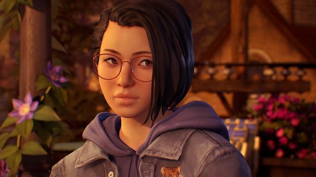 Alex Chen, Glasses, Life Is Strange: True Colors wallpaper, Video Game, Game, HD Wallpaper