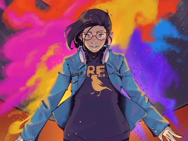 Alex Chen, Life Is Strange: True Colors wallpaper, Art, Artwork,  Video Game, Game