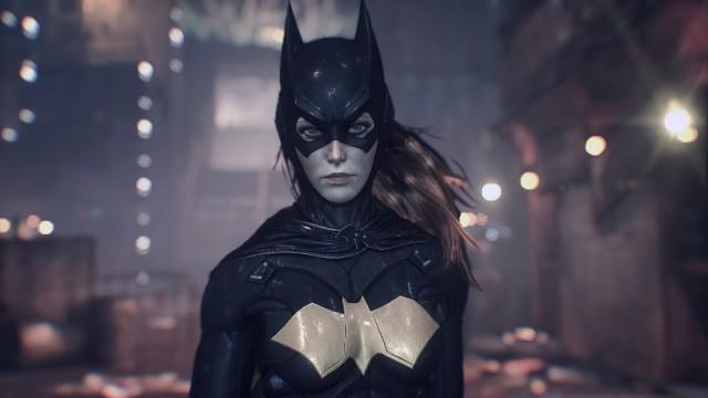 Batgirl From Batman Arkham Knight , batgirl, batman arkham knight, games