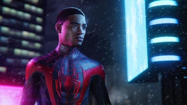Spider Man Miles Morales Ps5, HD Games, 4k Wallpaper, Image, Background, Games Wallpaper