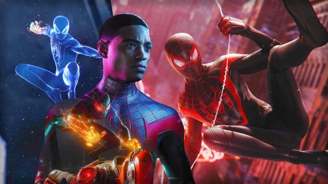 Spider Man 2 Miles Morales 4k, HD Games, 4k Wallpaper