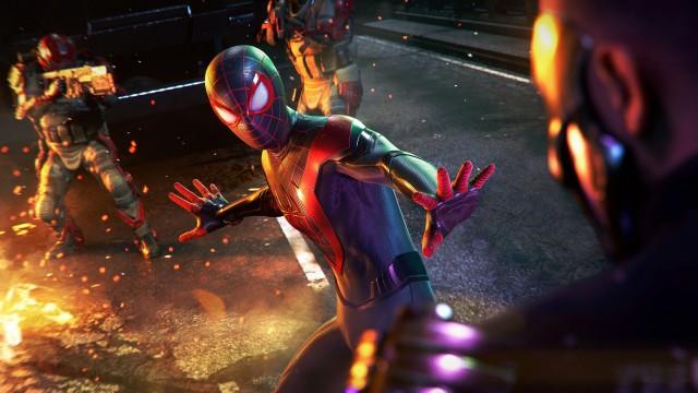 Marvels Spider Man Miles Morales PS5 Wallpaper, HD Games 4K Wallpaper