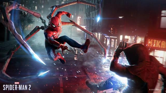 Marvel's Spider Man 2, Marvel's Spider Man 2 Vilain revealed, Iron Spider Suit