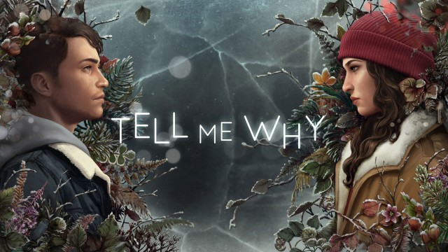 Tell Me Why Game Wallpaper 4k, Tell Me Why, Video game