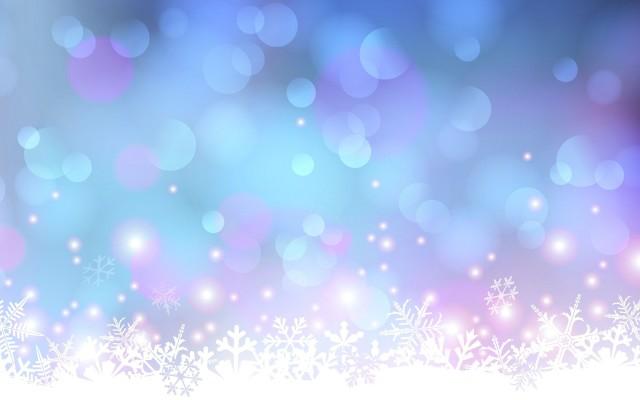 Christmas Background Image, Snowflake Background, Snowflake Sparkel