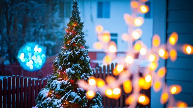 Christmas Eve ❤ 4K HD Desktop Wallpaper for 4K Ultra HD TV • Wide