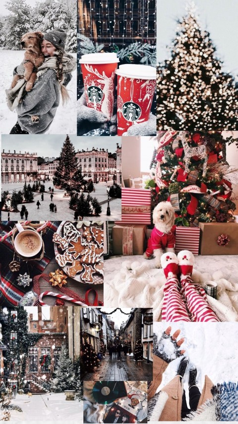 Christmas Aesthetic images, Aesthetic Lights Wallpaper, Christmas Tree light