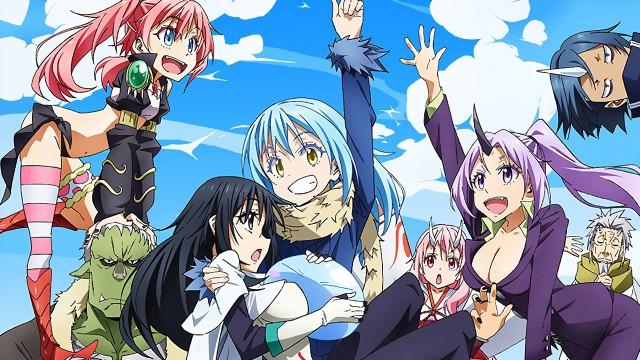 That Time I Got Reincarnated as a Slime, Rimuru, Shizue Izawa , Shion, Shuna, Milim, Souei