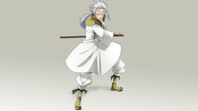 Hakurou, That Time I Got Reincarnated as a Slime, Tensei Shitara Slime Datta Ken, 4K, Background