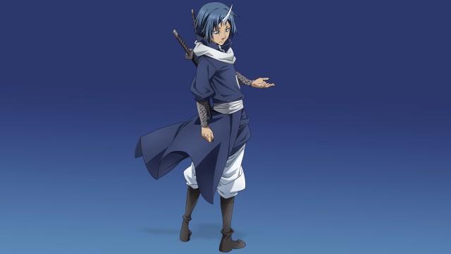 Souei, That Time I Got Reincarnated as a Slime, Tensei Shitara Slime Datta Ken, Anime, 4K