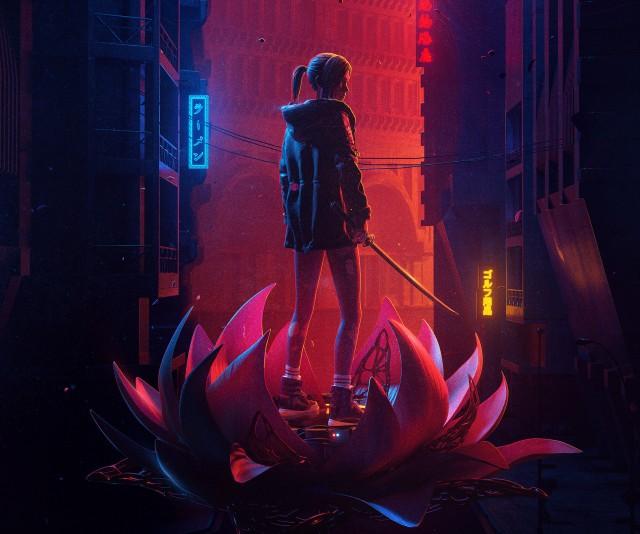Blade Runner Black Lotus, HD wallpaper, TV Show