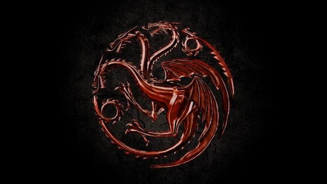 House of dragon illustration, Game of Thrones, TV, House Targaryen, House Of The Dragon Wallpapers