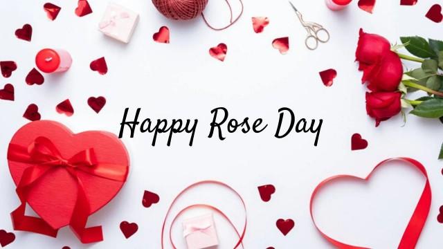 HAPPY ROSE DAY – 07 FEB 2022, MONDAY, Happy Valentine HD Images 2022