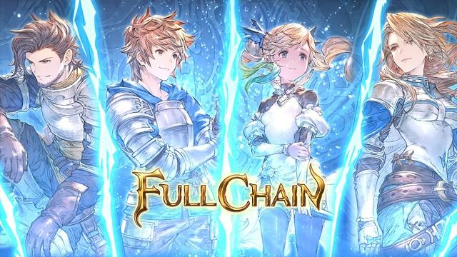 Grandblue Fantasy Relink Characters Full Chain 4K Wallpaper 3840x2160