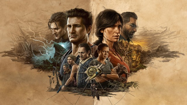 Uncharted Legacy Of Thieves Collection PS5 HD Wallpaper