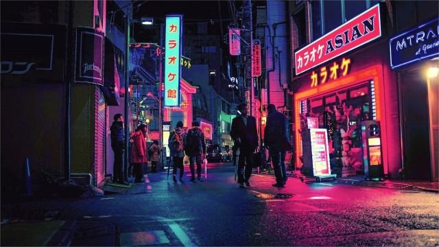 Tokyo 8k Wallpapers