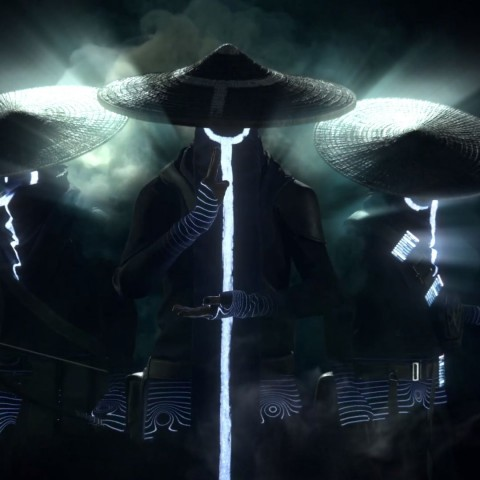 Steam Ghostwire Tokyo, Ghost Figure, PS5 Game, Villain, Wallpapers