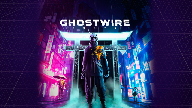 GhostWire: Tokyo 4k Wallpaper,  PS5, Background, Image