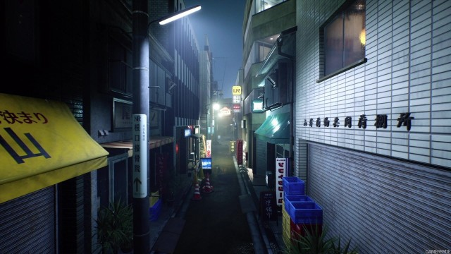 Ghostwire Tokyo, Ghost Street, PS5 background, Video Game, Gameplay,  walkthrough