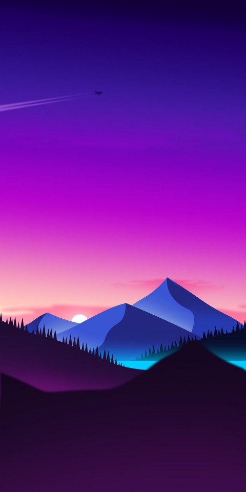 Minimalist iPhone Wallpapers, iPhone 13 PRO Wallpapers