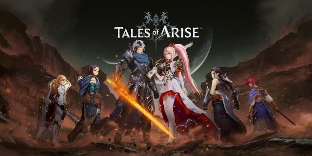 Video Game, Tales of Arise,HD Desktop wallpaper, PS5 Wallpapers