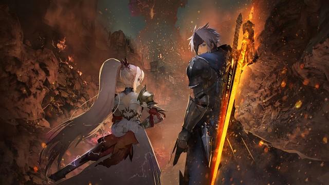 Tales of Arise, 4K, women, BANDAI NAMCO Entertainment, Alphen (Tales of Arise) PS5 Wallpaper