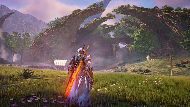 Tales of Arise, 4K, BANDAI NAMCO Entertainment, PS5 Video Game Wallpaper