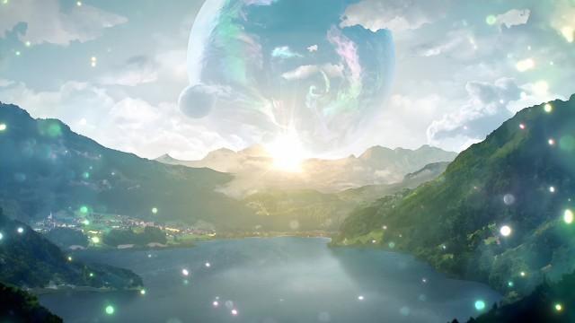 Tales of Arise, 4K, BANDAI NAMCO Entertainment, video game art, PS5 Wallpaper