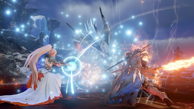 Tales of Arise, 4K, Alphen (Tales of Arise), Shionne (Tales of Arise) PS5 Wallpapers