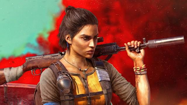 Far Cry, Far Cry 6, Dani Rojas, video games, Far Cry 6 Wallpaper
