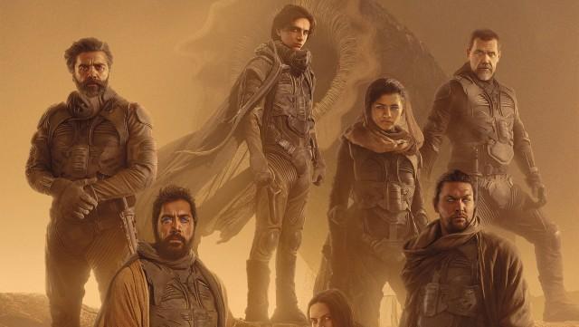 Dune (2021) 4k Ultra HD Wallpaper, Dune Free Download